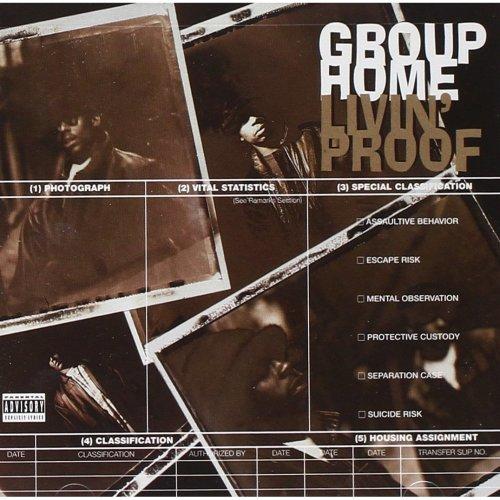 Livin Proof (Audio CD)