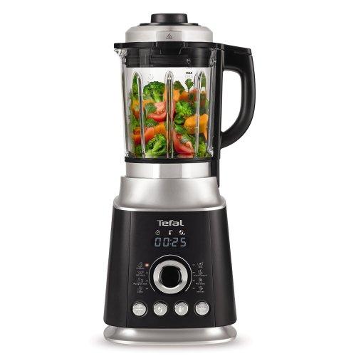 Tefal BL962B40 Ultrablend Cook High Speed Blender, 1300 W