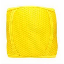Baby Crawling Knee Pads Adjustable Protective Elbow Arm Pads For Toddler, Yellow