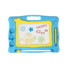 Baby/Kids Magnetic Colorful Erasable Painting/Scrawling Board