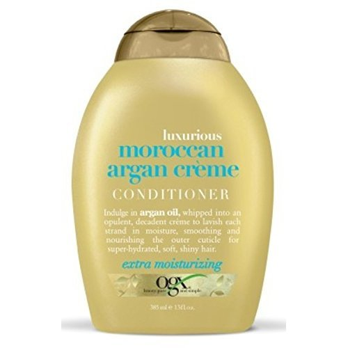 Ogx Conditioner Moroccan Argan Creme 13 Ounce (384ml) (2 Pack)