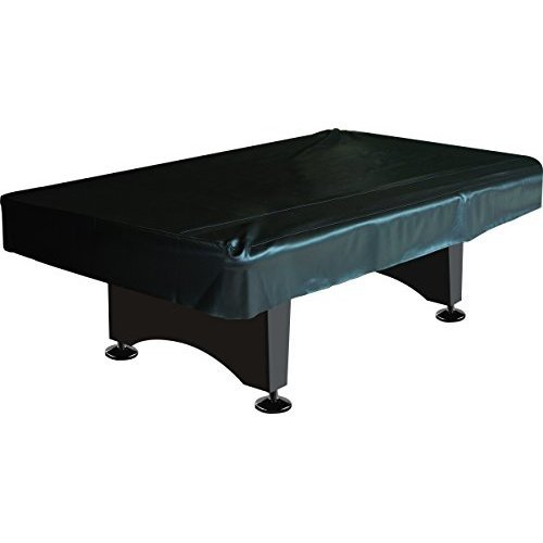 Imperial Billiard Pool Table Fitted Naugahyde Cover 7 Foot Table Black