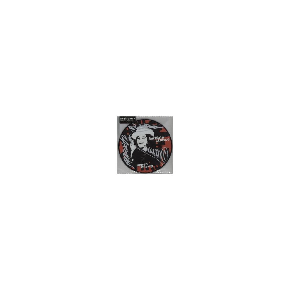 CHERRY NENEH  RSD2 BUFFALO STANCE 7ampquot PICTURE DISC VINYL  LP