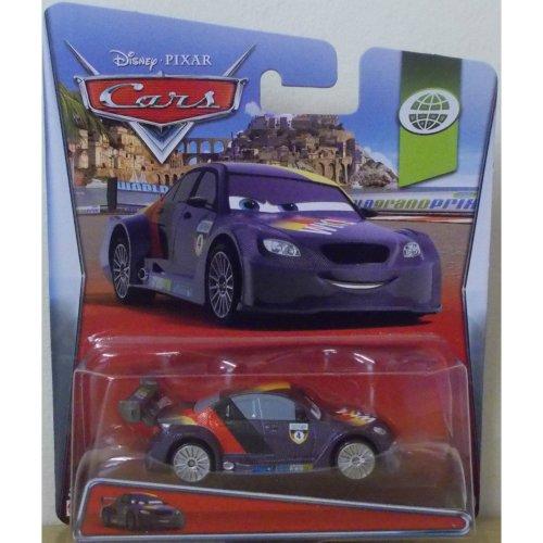 Disney Pixar Cars Die-Cast ~ Max Schnell ~ WGP Series 4/15