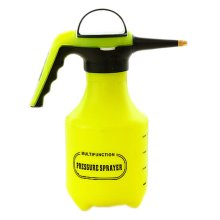 Durable Air Pressure Watering Can Garden Tool Cleaning Supply, 2L, 4.7x4.7x11.8""