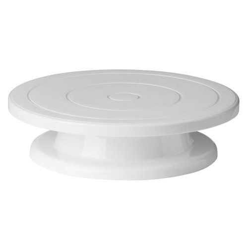 Decorating Turntable Stand - White