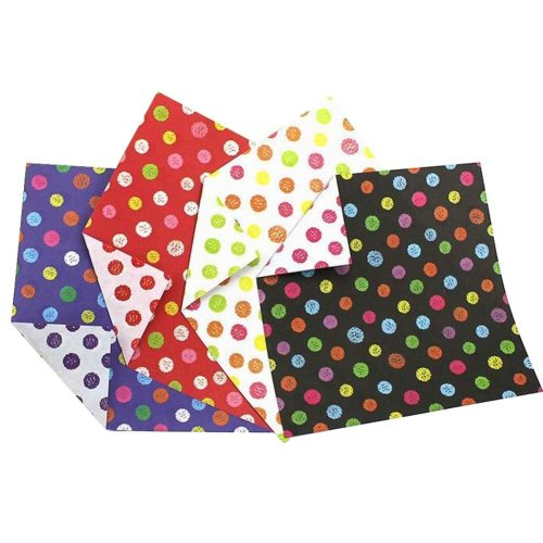 160 Sheets Colorful Square Origami Papers Craft Folding Papers #09