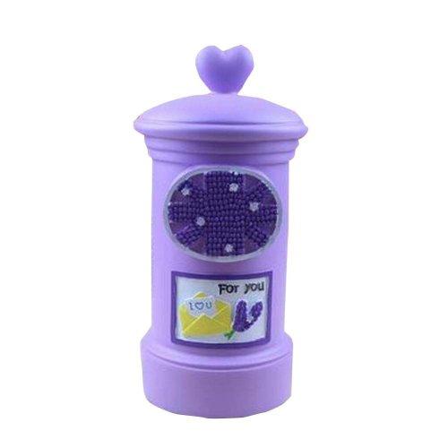 Elegant Purple Kids/Teenagers Coin Bank Money Saving Box