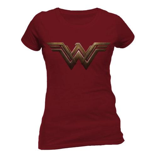 XL Ladies Batman V Superman Wonderwoman T-shirt -