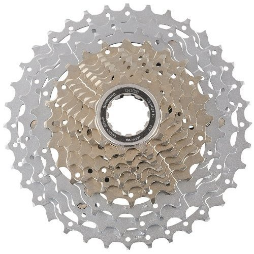 Shimano Cs Hg81 Slx Bicycle Cassette 10 Speed 11 36T Silver