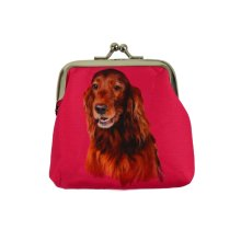 Irish Red Setter Purse