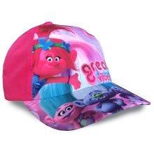 Trolls Cap - Pink
