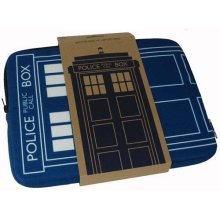 "Doctor Who 13"" TARDIS Laptop Case 