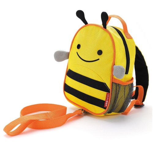 Skip Hop Zoolet Mini Backpack with Reins - Bee