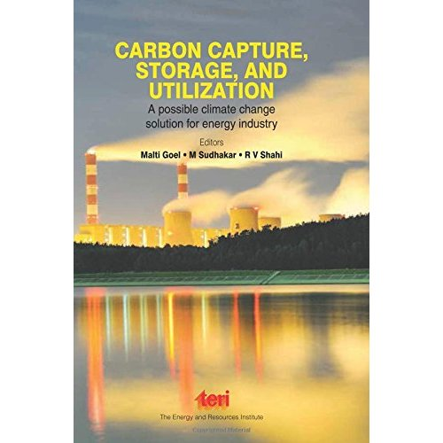 Carbon Capture, Storage and, Utilization: A Possible Climate Change Solution for Energy Industry