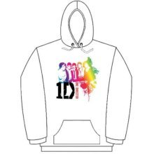 Small Women's One Direction Hooded Top -