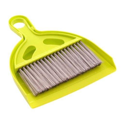 Creative Mini Desktop Sweep Cleaning Brush Small Brooms&Dustpan