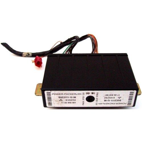 Renault Megane Convertible Roof ECU Module 7700848981