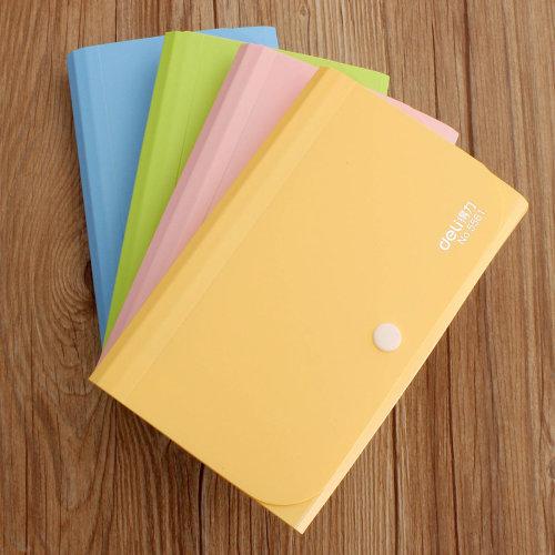 Mini Bills Receipt File Document Bag Pouch Folder Card Holder Organizer File Holder