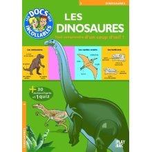 Les Docs DES Incollables: Les Dinosaures