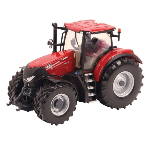 Britains 1:32 Case Optum 300 CVX Tractor - Collectable Farm Vehicle Toy - Suitable From 3 years