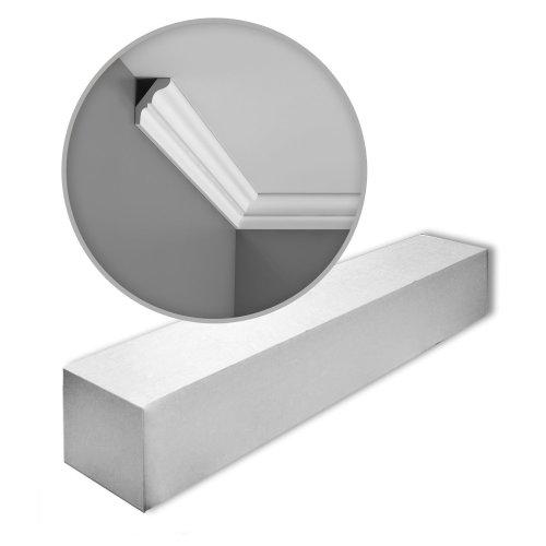 Orac Decor CX112 AXXENT 1 Box 36 pieces Cornices Mouldings | 72 m