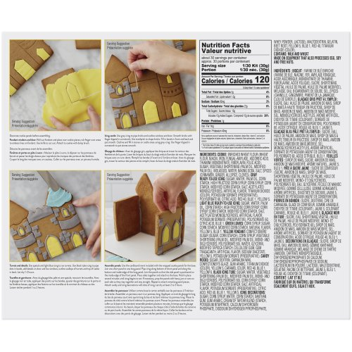 Cookie Creations Cookie Kit-Fantasy Castle