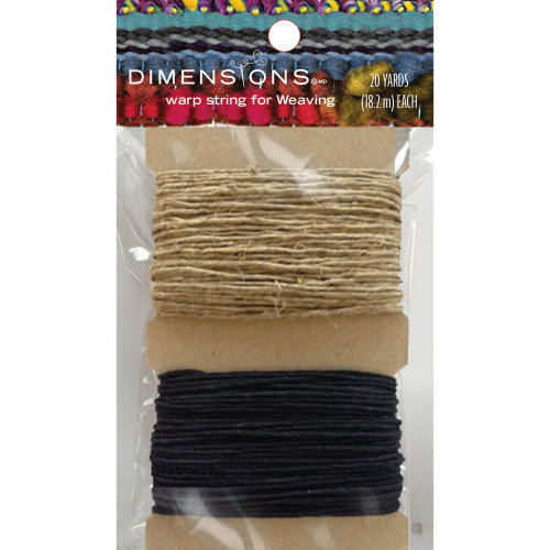 Dimensions Cotton Warp For Weaving-40yd