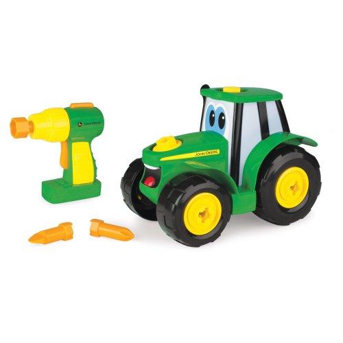 Build a Johnny Tractor - John Deere Preschool Farm Toy
