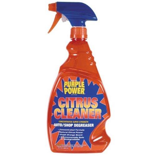 Aiken Chemical 4398PS 32 oz. Purple Power Multi Purpose Citrus Cleaner & Degreaser