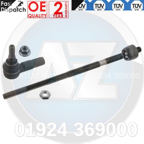 FOR MERCEDES SPRINTER VW CRAFTER FRONT RIGHT INNER OUTER TRACK ROD TIE ROD END