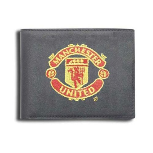 Manchester United F.C. Embroidered Wallet 7000