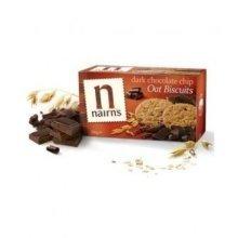 Nairns - Dark Choc Chip Oaty Biscuits 200g