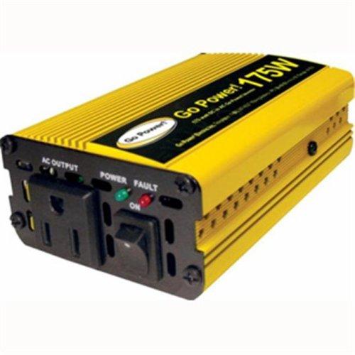 All Power Supply GP-175 175 Watt Modified Sine Wave Inverter 12V