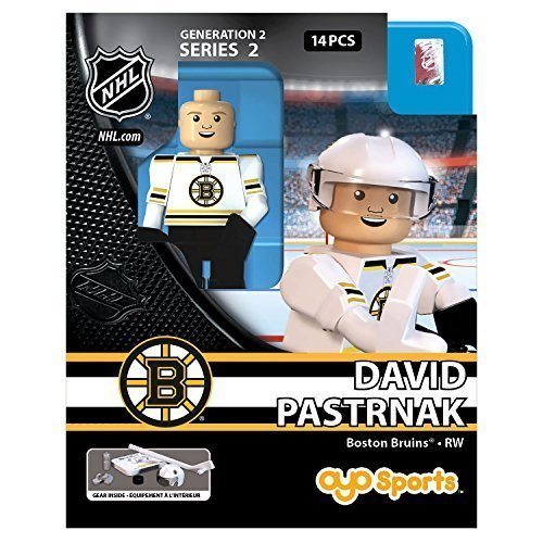 David Pastrnak OYO NHL Boston Bruins G2 Series 2 LE Mini Figure