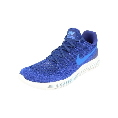 competitive price 2bad5 13a10 Nike Lunarepic Low Flyknit 2 Mens Running Trainers 863779 Sneakers Shoes