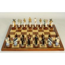Magnetic 10 Folding Board Chess