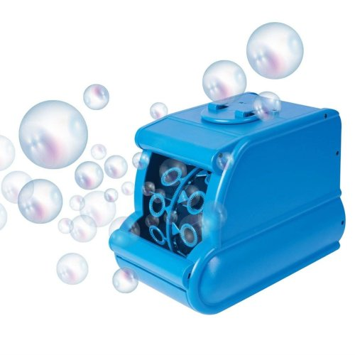 Global Gizmos Battery Operated Party Bubble Machine Toy Game Fun Indoor Outdoor