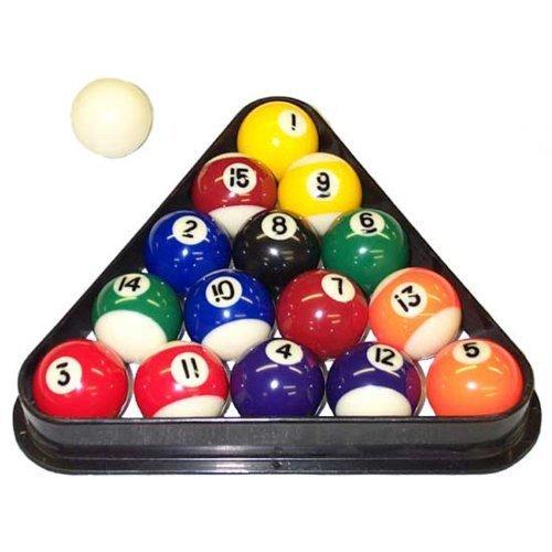 Mini Billiards Pool Ball Set