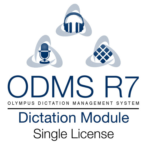 Olympus ODMS R7 - Single License for Dictation Module AS-9001