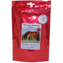 Westgate Laboratories Worm Count Kit For Two Horses