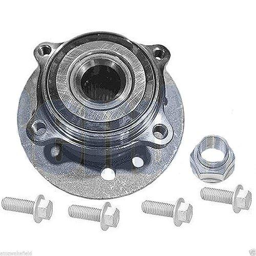 For BMW MINI front wheel bearing hub assembly kit R55 R56 R57 R58 R59 06-> 14mm