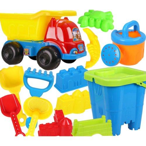 Funny Playset for Children/Kids Beach Toy Set, Toy for SandBox, 14-Piece