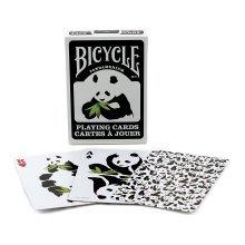 Bicycle Panda Playing Cards. 1 Deck