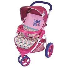 Baby Alive Lifestyle Stroller Toy
