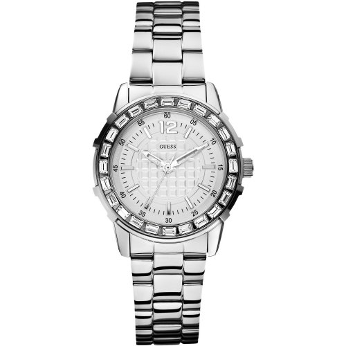 GUESS Stainless Steel Ladies Watch W0018L1