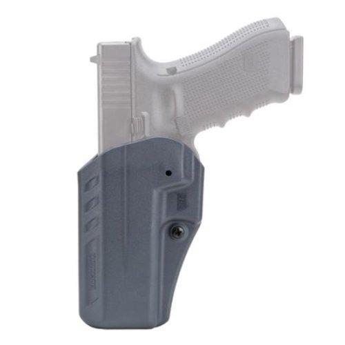 Blackhawk BH 417500UG ARC LWB Glock 17 22 31 Standard Holster, Gray