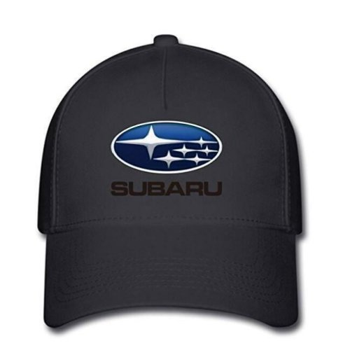 Unisex Subaru Logo Baseball Caps Hat Men Women Snapback