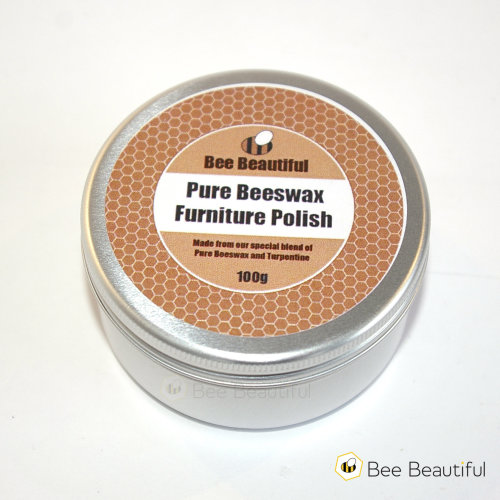 Pure Beeswax Furniture Polish