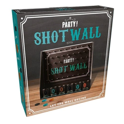 Fizz Creations Party! Shot Wall